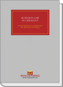 Business Law in Germany