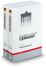 Business Laws of Germany