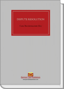 Dispute Resolution I
