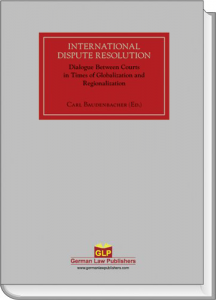 Dispute Resolution, Volume II