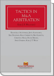 Tactics in M&A Arbitration
